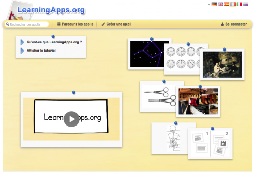 Learning Apps {PNG}